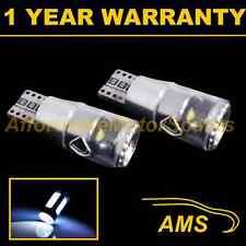 2x W5W T10 501 Errore Canbus libero Xenon Bianco 360 CREE Luce Laterale Lampadine sl102604