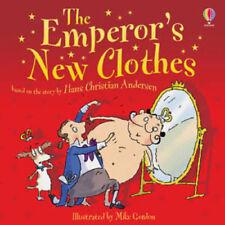 Preschool Classic Story - Usborne Picture Book: THE EMPEROR'S NEW CLOTHES  - NEW