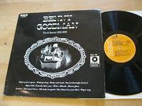 LP Benny Goodman Trio & Quartett 1935-1938 Vinyl Black & White Vol18 RCA 730.629