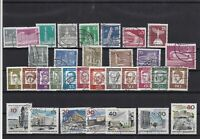 germany berlin used stamps ref 12509