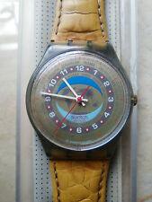 """orologio swatch STANDARD GENT modello """"THURSDAY"""" GN 147 anno 1995 USATO"""