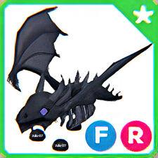 Roblox - Adopt Me - Fly Ride Shadow Dragon - Legendary