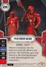 Praetorian Guard  /W DICE  - #5 - Two Player Starter SW Destiny