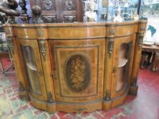 IMPORTANT CUPBOARD PRESERVATIVE ENGLISH INLAID BRONZE GOLDEN WOOD OF ROSE LONDON