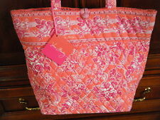 VERA BRADLEY Tote Bag HOPE TOILE Retired, Rare, New with Tags! Made in USA!