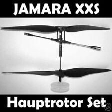 3x jamara XXS mini rotor principal set estabilizador ola a B aprox. cm 13