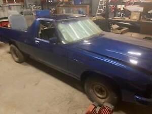 1982 Holden UTE WB Classic Car Restoration