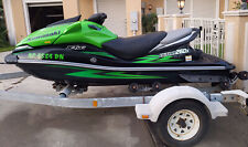 Kawasaki Jet Ski Ultra 260x with only 40hrs and Trailer