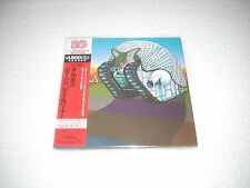 EMERSON, LAKE AND PALMER - TARKUS - JAPAN CD MINI LP