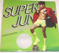 K-POP Boy BAND Super Junior MR. SIMPLE SIWON Cover Limited Edition (2011) #T30