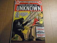 FROM BEYOND THE UNKNOWN #23 DC Comics 1973 FN/VF