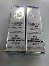 L'Absolu Rouge Hydrating Lipcolor 500/501/368/130/135/264 FS NIB * Pick Color