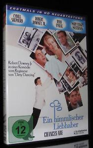 DVD EIN HIMMLISCHER LIEBHABER - ROBERT DOWMEY JR. + MARY STUART MASTERSON * NEU