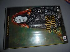 DVD JULES E JIM UN FILM DI FRANCOIS TRUFFAUT