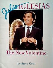 JULIO IGLESIAS - NEW VALENTINO - 48 PAGE PAPERBACK - CHERRY LANE