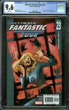 ULTIMATE FANTASTIC FOUR (2013) #23 CGC 9.6 2nd APPEARANCE MARVEL ZOMBIES