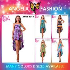 Chiffon Plus Size Maxi Dresses for Women