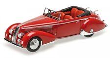 Lancia Astura Tipo 233 Corto (rouge) 1936