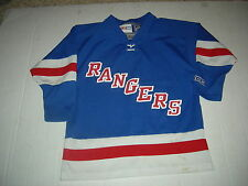 New York Rangers Children 4/7 Blue #1 Jersey CUSTOMIZE for $25,GR8 GIFT 4 JUNIOR