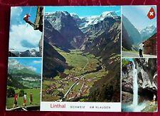 AK Ansichtskarte Linthal am Klausenpass Schweiz kostenloser Versand
