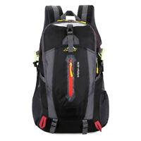 50L Waterproof Backpack Shoulder Hiking Bag Pack Outdoor Camping Travel Rucksack