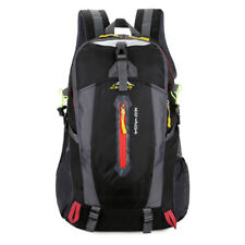 50L Waterproof Backpack Shoulder Hiking Bag Pack Outdoor Camping Travel Rucksack