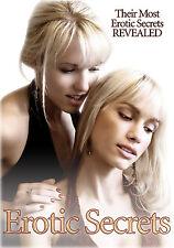Erotic Secrets DVD, Surrender Cinema and Charles Band