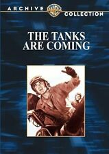 THE TANKS ARE COMING (1952 Steve Cochran) - Region Free DVD - Sealed