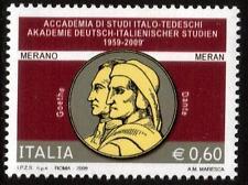 ITALIA MNH 2009 sg3200 cinquantesimo anniv della Accademia di studi italian-german