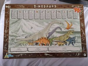 Dinosaurs - Educational Jigsaw Puzzle 260 pieces Children Christmas Xmas