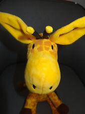 """Giraffe Steam Train Dream Train Plush Stuffed Animal Toy 12"""" W/ Tag"""