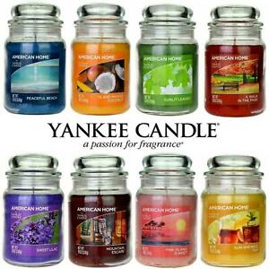 Yankee Candle American Home Collection Large 19oz 538g Jars Choice of 12 Scents