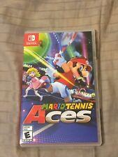 Mario Tennis Aces - Nintendo Switch - Brand New