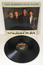 The Robert Cray Band Vinyl LP Record Don't Be Afraid Of The Dark NM/EX