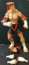 Adon Sota Toys Street Fighter Figure Black 6 inch Scale Variant Player 2