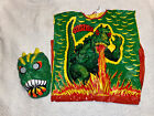 Vintage 1978 Toho Ben Cooper Godzilla Halloween Costume