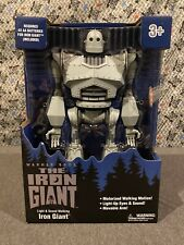The Iron Giant Warner Bros 14� Light & Sound Motorized Walking Motion Toy