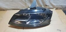 AUDI A3 8P FRONT LEFT HEADLIGHT LAMP PASSENGER SIDE NSF 8P0941003BC 2009 > 2012