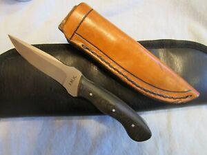 Custom Handmade Knife. Jason King Small Fighter. Unused. Excellent