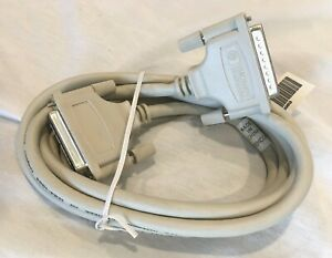 NEW 4 ft HP Parallel Printer Cable IEEE 1284-1994 E137250 CL2  LL97744