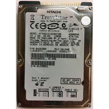 "Hitachi 120GB, 4200RPM, IDE 2.5"" - HTS421212H9AT00"
