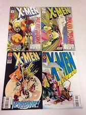 X-Men #36 37 38 39 40 41 42 43 44 45 46 47 48 49 50 both versions 15 consecutive