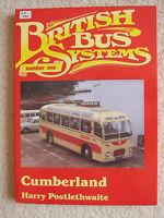 British Bus Systems: No. 1: Cumberland by Harry Postlethwaite (Hardback, 1983)