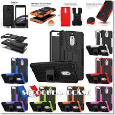 Etui Coque housse Antichocs Shockproof Combo Tire Case cover Nokia 2, 5, 6 ou 8