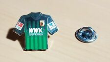 FC Augsburg Pin Fußball Trikot 2016-2017 Away Bundesliga Hermes Patch