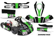 Go-Kart Graphics kit Decal for CRG JR Cadet and Bambino Kids Diamond Race GR K
