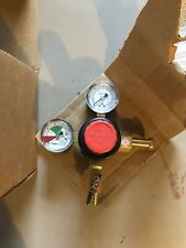 New ListingTaprite Co2 Carbon Dioxide Dual Gauge Regulator Home Brew Kegerator - 0 - 60 Psi