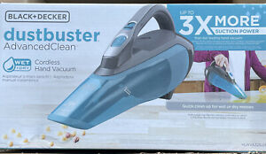 Black + Decker HLVA320J00 Dustbuster AdvancedClean Cordless Hand Vacuum New