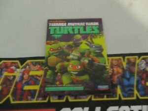Teenage Mutant Ninja Turtles Z-LINE NINJAS COLOR CATALOG 2014