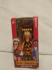 KIDROBOT BOB'S BURGERS LOUISE BELCHER DRAGON WITH THE GIRL TATTOO NYCC 2019